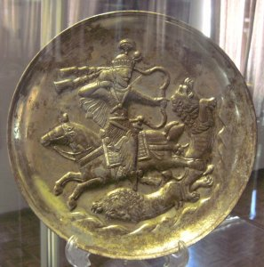 Азербайджанский музей в Тебризе