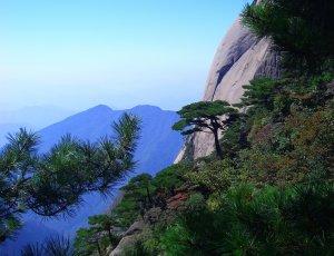 Хуаншань в Китае