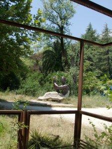 Гагра, старый парк 2013