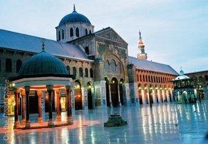 Мечеть Омейядов, Сирия