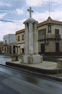 Памятник кресту на Трик хаз-Заббар в иль-Фгуре