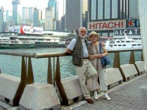 Гонконг. В порту.