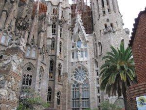 Барселона - Собор Святого Семейства