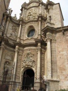 Валенсия - Собор Св.Девы