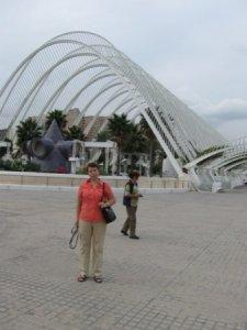 Валенсия - городок науки и искусства