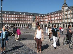 Мадрид - Пласа Майор