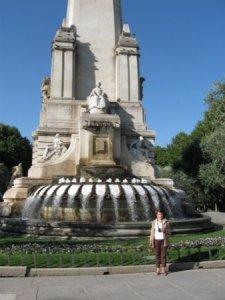 Мадрид - площадь Испании