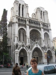 Кафедральный собор, Ницца