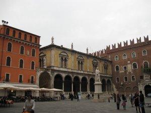 Старый город, Верона