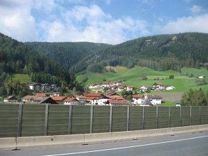 Альпийские долины