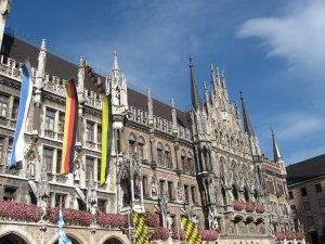 Городская ратуша, Мюнхен