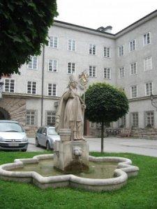 Аббатсво Св.Петра в Зальцбурге