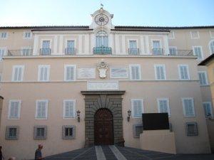 Летняя Папская резиденция