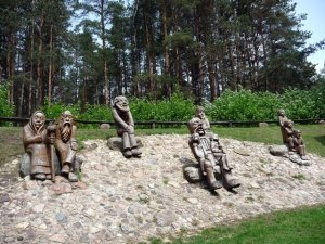 Музей скульптур Чеснулиса