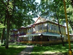 Литовские домики