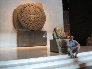 Археологический музей в Мехико