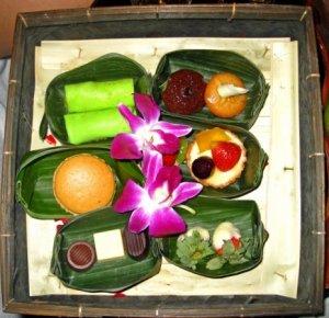 В номер отеля - каждый день новые фрукты
