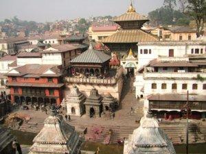 Катманду - столица Непала