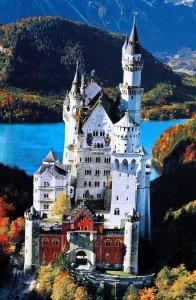 Нойшванштайн, Бавария