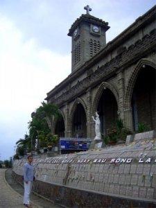 Нячанг - Католический храм