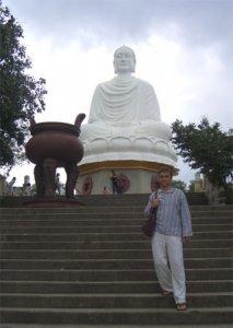 Нячанг - Буддистская Пагода, Вьетнам