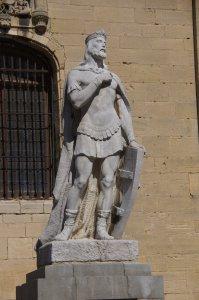 Король Астурии Альфонс II