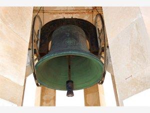 Набатный колокол Мемориала жертв Второй Мировой войны