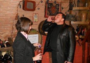 проба вина