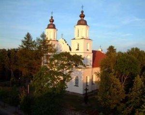 Церковь Успения Пресвятой Девы Марии в Зарасае