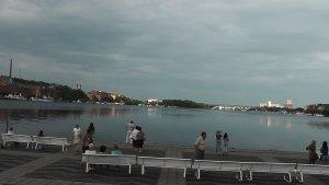 На берегу озера Меларен