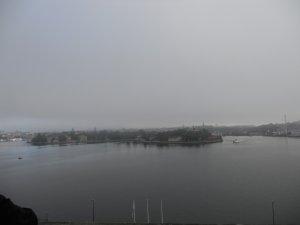 Стокгольмская гавань. Вид с Сёдермальма