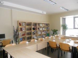 Один из кабинетов гимназии