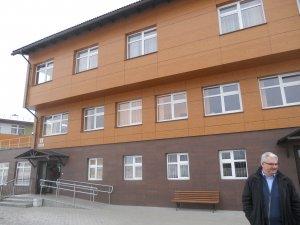 Второй корпус гимназии, расположенный в доме № 4 по Молодежной улице