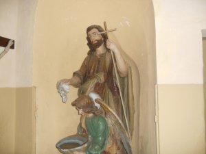 Еще одна статуя Иисуса