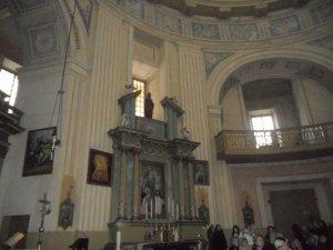 Одна из икон в храме