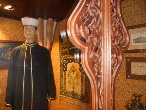 Статуя литовского епископа