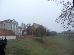 Одна из улиц Вильнюса
