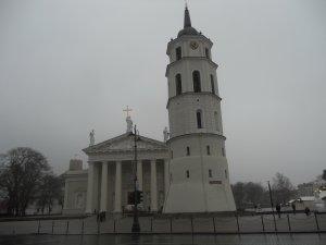 Одна из церквей Каунаса