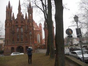 Храм в готическом стиле