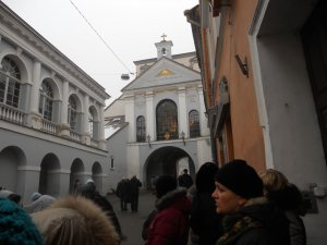 И еще одна церковь