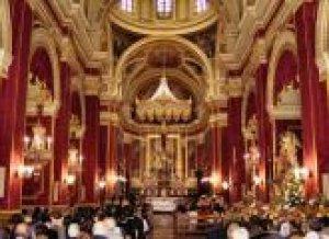 Интерьер Кафедрального собора халь-Таршина
