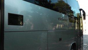 Наш литовский автобус