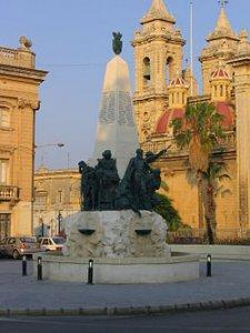 Памятник героическим защитникам хаз-Заббара
