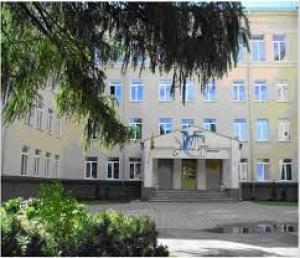 Здание Молетайской гимназии