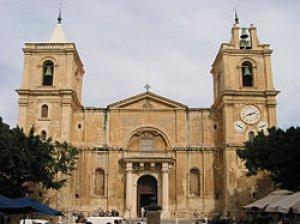 Кафедральный собор св. Иоанна в Валлетте