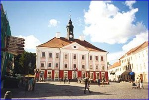 Городская ратуша Тарту