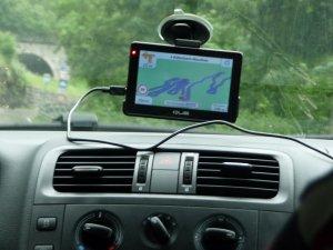 Офигевший  GPS