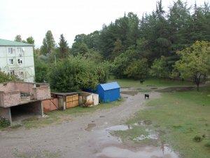 на окраине Пицунды 2012