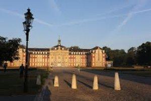 Дворец, ныне университет.