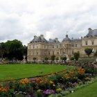 Люксембургский сад, Париж